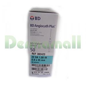 정맥카테타 (IV Angio Plus Catheter) 22G (1인치)