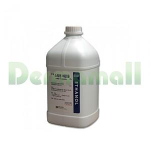 소독알콜(에탄올 83%/4L,두원사이언스)