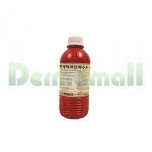 과산화수소 (H2 O2) 250ml, 구미제약